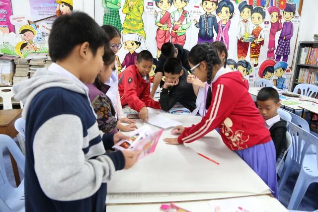ค่ายวิชาการนักเรียนชั้นประถมศึกษาชั้นปีที่ 6 โรงเรียนสาธิตมหาวิทยาลัยราชภัฏเชียงใหม่ ประจำปีการศึกษา 2559