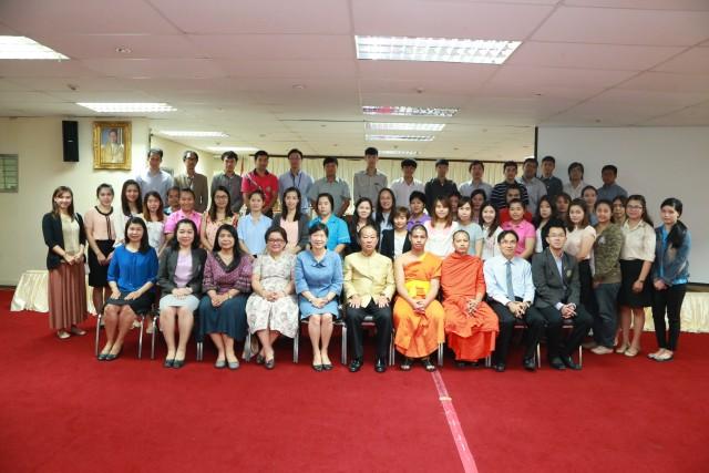 โครงการปฐมนิเทศนักศึกษาใหม่ระดับบัณฑิตศึกษา ประจำปีการศึกษา 2559