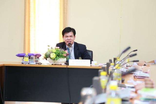 การประชุมโครงการอนุรักษ์พันธุกรรมพืชอันเนื่องมาจากพระราชดำริ สมเด็จพระเทพรัตนราชสุดาฯ สยามบรมราชกุมารี ครั้งที่ 1/2559