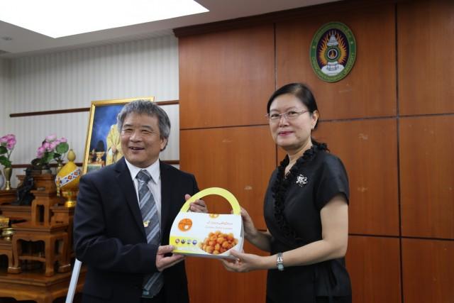 มร.ชม. ต้อนรับคณะจาก National Chin-Yi University of Technology  เยือนถิ่นดำเหลืองร่วมหารือการสร้างความร่วมมือกันด้านวิชาการ ไทย – ไต้หวัน