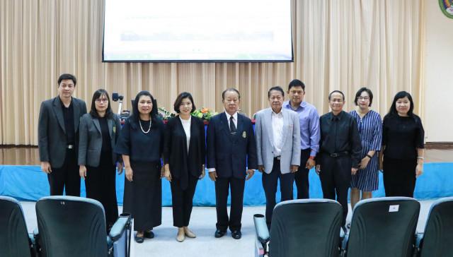 ม.ราชภัฏเชียงใหม่ จัดการประชุมสัมมนา อาจารย์ที่ปรึกษานักศึกษาระดับปริญญาตรี ประจำปีการศึกษา 2562