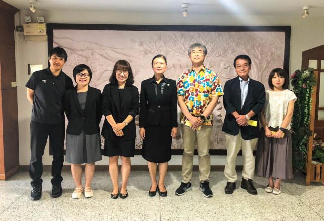 ม.ราชภัฏเชียงใหม่ ต้อนรับคณาจารย์ Kyorin University ประเทศญี่ปุ่น  กระชับความสัมพันธ์อันดี พร้อมขยายความร่วมมือทางวิชาการ