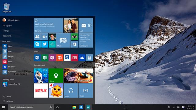 สำนักดิจิทัลเพื่อการศึกษาแนะนำวิธี Upgrade เป็น Windows 10 แบบฟรี พร้อม Download ISO เก็บไว้ได้