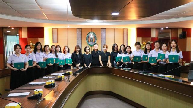 ม.ราชภัฏเชียงใหม่ จัดพิธีปัจฉิมนิเทศนักศึกษาโครงการแลกเปลี่ยนมหาวิทยาลัยยูนนานนอร์มอล สาธารณรัฐประชาชนจีน
