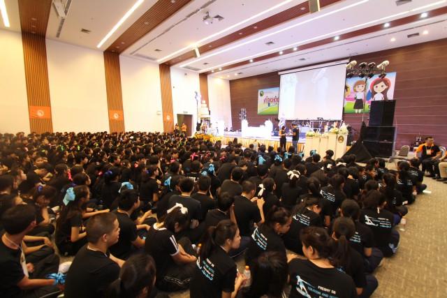 คณะมนุษยศาสตร์ฯ จัดค่ายพัฒนานักศึกษาใหม่ ประจำปี 2558