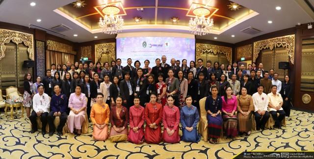 มหาวิทยาลัยราชภัฏเชียงใหม่ จัดสัมมนาเครือข่ายห้องสมุดมนุษย์แห่งประเทศไทยครั้งที่ 8 ระดับนานาชาติ
