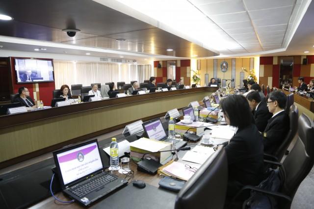 ประกาศคณะกรรมการสรรหาบุคคลเพื่อแต่งตั้งเป็นผู้อำนวยการสำนักทะเบียนและประมวลผล เรื่อง แนวทางการบริหารสำนักทะเบียนและประมวลผล