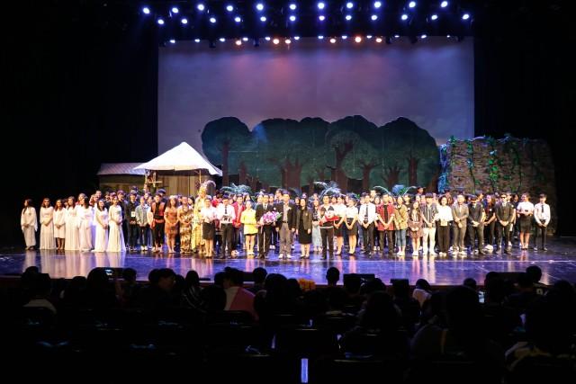 ละครเวทีนิเทศโชว์ ครั้งที่ 21 ม.ราชภัฏเชียงใหม่