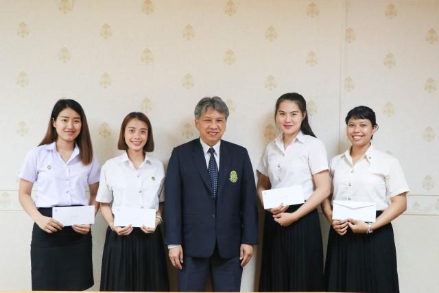 ม.ราชภัฏเชียงใหม่ จัดพิธีปฐมนิเทศและมอบทุนการศึกษาแก่นักศึกษาโครงการความร่วมมือด้านวิชาการในการฝึกประสบการณ์วิชาชีพ ณ ประเทศญี่ปุ่น