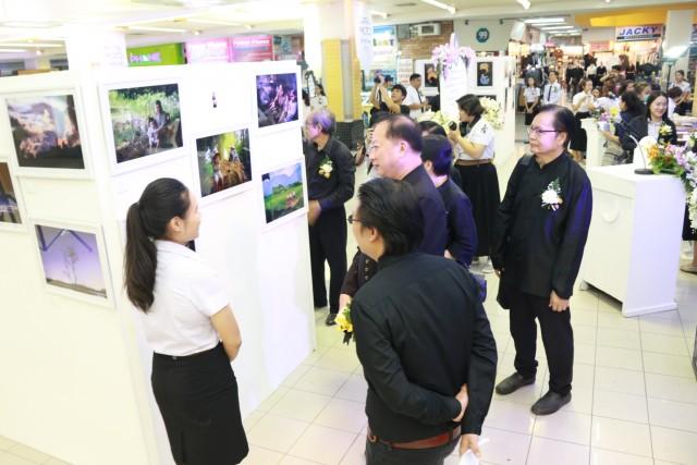 นิทรรศการการแสดงผลงานภาพถ่าย Digital Photo Exhibition 2016