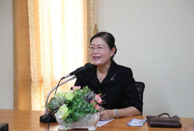 ราชภัฏเชียงใหม่ ต้อนรับคณะศึกษาดูงานจากเมืองคุณหมิง สาธารณรัฐประชาชนจีน