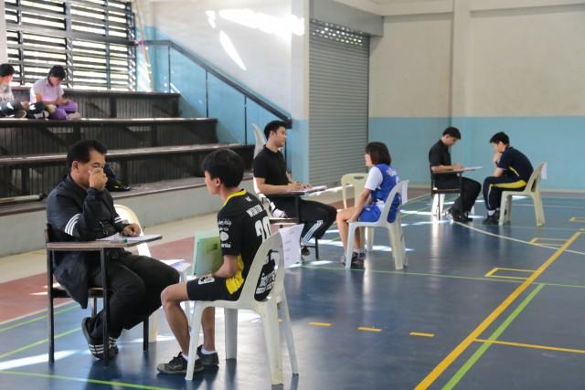 มร.ชม. จัดสอบคัดเลือกนักศึกษารอบโควตา 2560 ประเภทความสามารถพิเศษด้านกีฬา