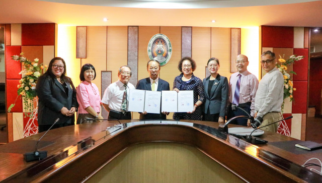 ม.ราชภัฏเชียงใหม่ ลงนามความร่วมมือกับมหาวิทยาลัยภาษาและวัฒนธรรมปักกิ่ง สาธารณรัฐประชาชนจีน