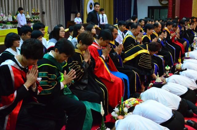 มร.ชม. อนุมัติทุนสนับสนุนการศึกษาต่อ และการนำเสนอผลงานวิชาการแก่คณาจารย์ประจำ ประจำเดือนกันยายน 2558