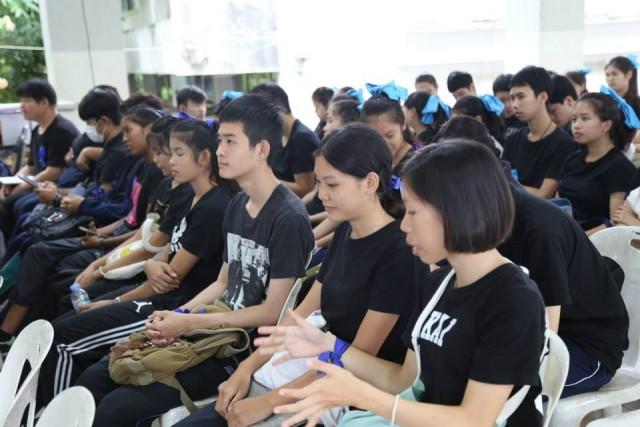 ภาควิชาภาษาตะวันตก มร.ชม. จัดโครงการเตรียมความพร้อมนักศึกษาใหม่ ปีการศึกษา 2558