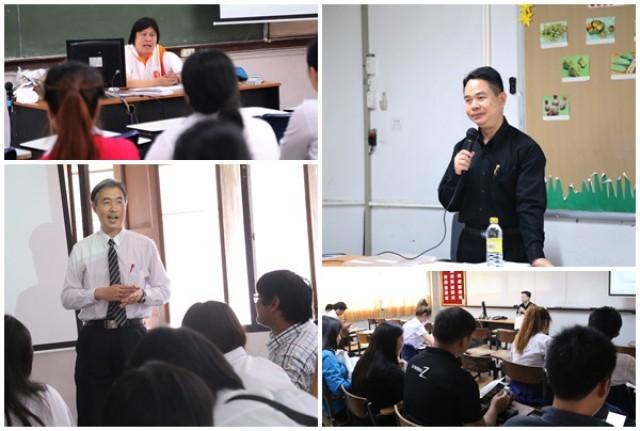นักศึกษาใหม่ภาคพิเศษ พบอาจารย์ที่ปรึกษา เตรียมความพร้อมก่อนเปิดภาคเรียน 24 มิถุนายน นี้