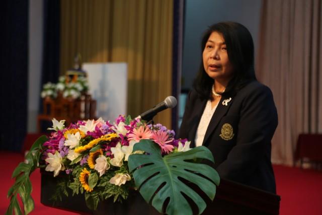 มหาวิทยาลัยราชภัฏเชียงใหม่ จัดพิธีปฐมนิเทศนักศึกษาใหม่ ภาคพิเศษ  ประจำปีการศึกษา 2560