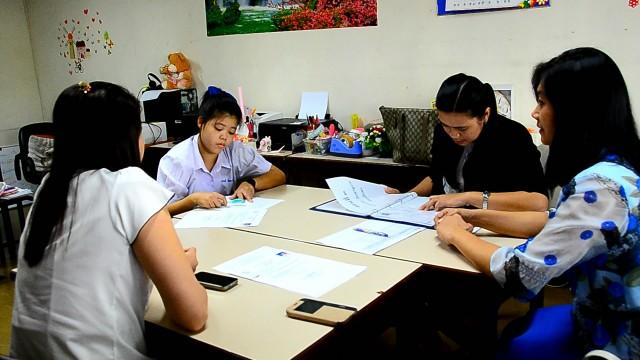 มร.ชม. สอบสัมภาษณ์คัดเลือกนักศึกษาโควตาประเภทผู้มีความพิการ ปีการศึกษา 2559