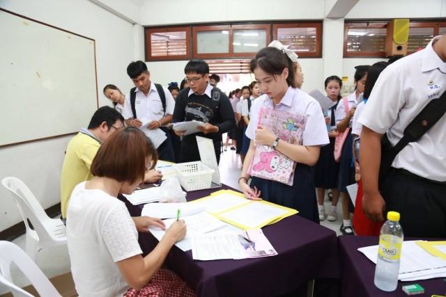มร.ชม. เปิดบ้านต้อนรับนักศึกษาใหม่ ภาคปกติ รอบรับตรง ประจำปีการศึกษา 2559 วันที่ 1 (มีคลิป)