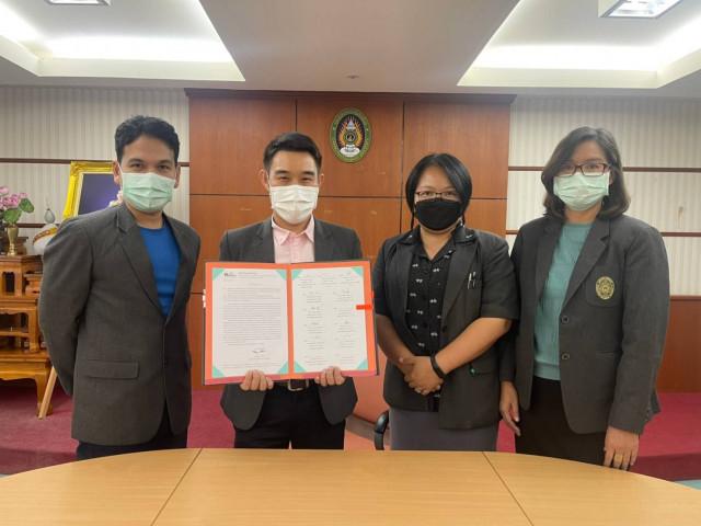 มร.ชม. MOU ความร่วมมือทางวิชาการภาคีเครือข่ายวิชาการวิชาชีพ  เครือข่ายนักสื่อสารเพื่อการเปลี่ยนแปลงค่านิยมและสุขภาวะชุมชน  นิเทศศาสตร์ ราชภัฏ 10 สถาบันทั่วประเทศไทย