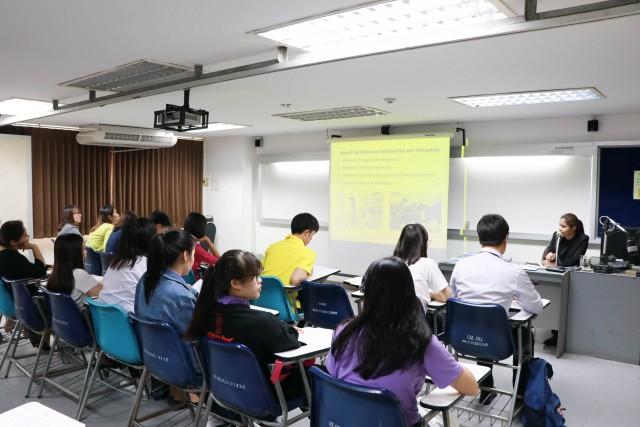 """สำนักงานวิเทศสัมพันธ์ มร.ชม. ร่วมแนะแนวการศึกษาต่อ ทุนการศึกษาจากรัฐบาลออสเตรเลีย """"Endeavour Scholarships and Fellowships"""""""