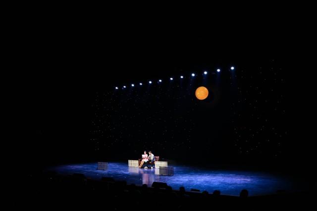 การแสดงละครเวทีนิเทศโชว์ ครั้งที่ 19 ตอน ลับ 19 โดยนักศึกษาภาควิชานิเทศศาสตร์ คณะวิทยาการจัดการ มร.ชม.