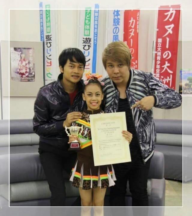 """สาวน้อยรั้วสาธิตราชภัฏ """"ฟิตตรี้"""" คว้ารางวัลระดับเอเชีย  การแข่งขัน Asian Junior Cheerleading Championships ครั้งที่ 3"""