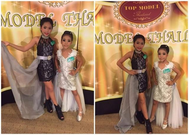 นักเรียน โรงเรียนสาธิต มหาวิทยาลัยราชภัฏเชียงใหม่ ฝ่าด่านรอบออดิชั่นสำเร็จ เตรียมชิงชัยในระดับประเทศ ในการแข่งขัน Top Model Thailand 2017