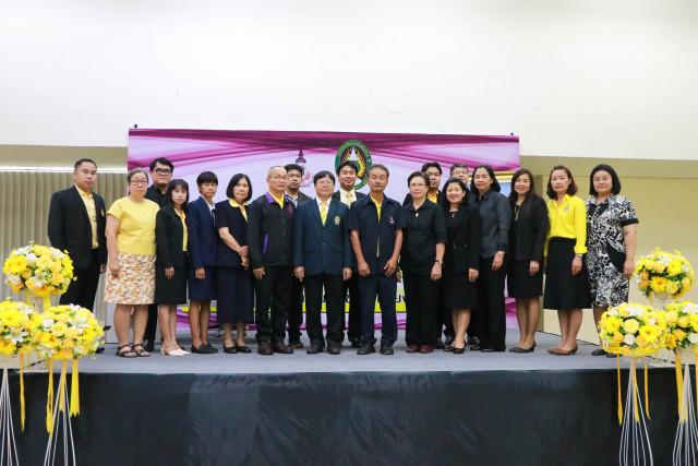 อพ.สธ. ม.ราชภัฏเชียงใหม่ จัดประชุมเชิงปฏิบัติการ  กลุ่มสมาชิกสวนพฤกษศาสตร์โรงเรียน ครั้งที่ 2/2562