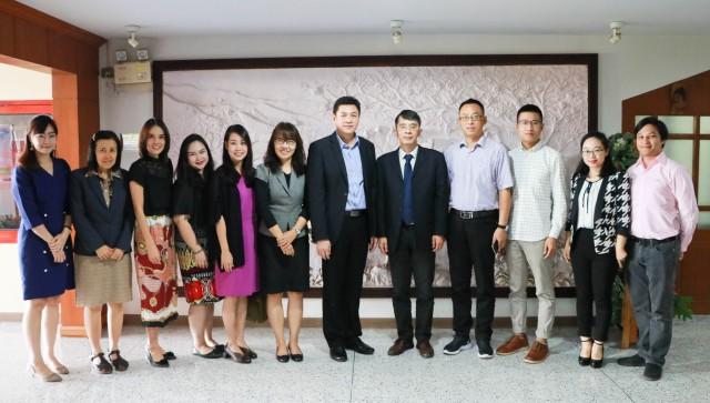 มร.ชม. ต้อนรับคณะผู้บริหารและคณาจารย์จาก Honghe University สาธารณรัฐประชาชนจีน