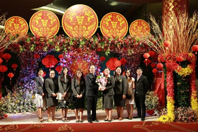 มร.ชม. ร่วมต้อนรับกงสุลใหญ่แห่งสาธารณรัฐประชาชนจีนพร้อมฉลองเทศกาลตรุษจีน