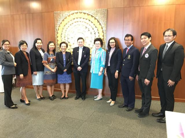บัณฑิตวิทยาลัย มร.ชม. ร่วมประชุมสภาคณะผู้บริหารบัณฑิตศึกษาแห่งประเทศไทย