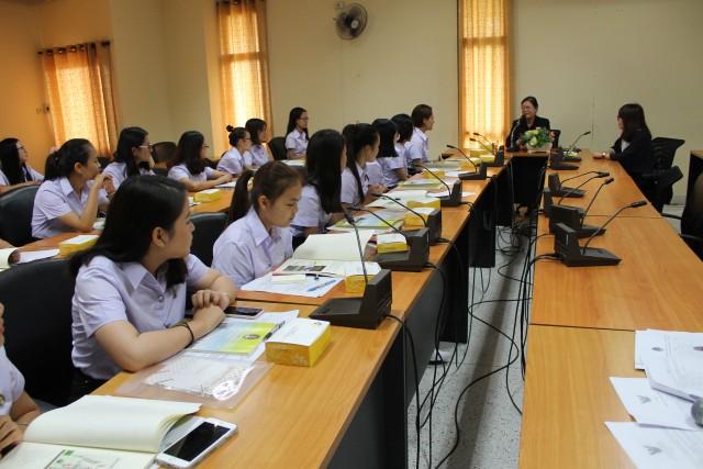 ราชภัฏเชียงใหม่ จัดปฐมนิเทศนักศึกษาโครงการแลกเปลี่ยน  มหาวิทยาลัยยูนนานนอร์มอล สาธารณรัฐประชาชนจีน ประจำปีการศึกษา 2560