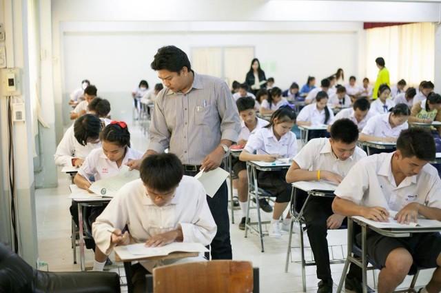 วิทยาลัยแม่ฮ่องสอน มร.ชม. สอบคัดเลือกนักศึกษาประจำปีการศึกษา 2559