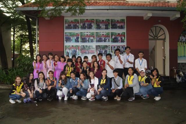มร.ชม. ส่งตัวแทนนักศึกษาร่วมเผยแพร่วัฒนธรรมไทย ณ ประเทศเวียดนาม